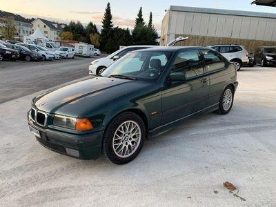 gebraucht BMW 323 Compact 3er Compact ti
