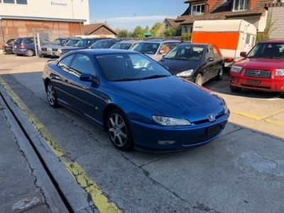 gebraucht Peugeot 406 Coupe 2.0 16V Automatic