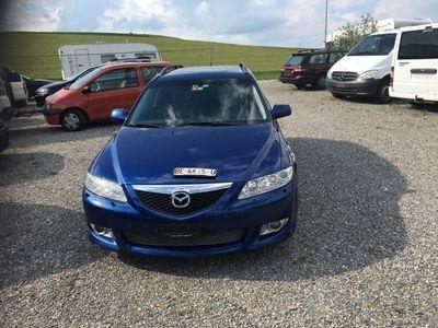 gebraucht Mazda 6 2.3 16V Sport