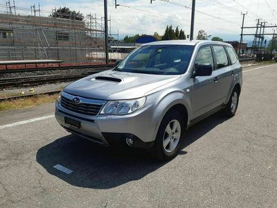 gebraucht Subaru Forester ab MFK, Anhängekupplung, Standheizung