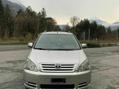 gebraucht Toyota Avensis Verso 2.0 VVT-i Linea Sol