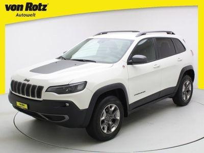 gebraucht Jeep Cherokee 2.0 Trailhawk