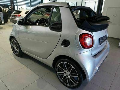 gebraucht Smart ForTwo Cabrio Fortwo Brabus Cabrio Brabus