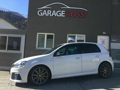 gebraucht VW Golf VI 2.0 TSI R DSG 4motion