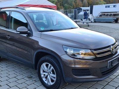 gebraucht VW Tiguan 1.4 TSI Track&Field 4Motion