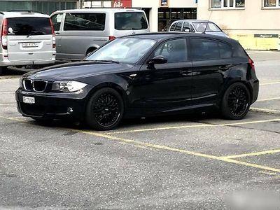gebraucht BMW 118 1er d M-Paket