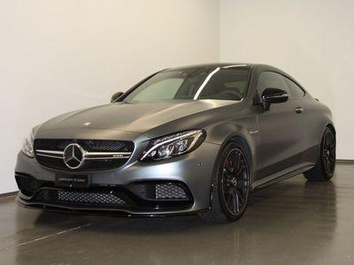 gebraucht Mercedes C63S AMG C-Klasse C 63 AMGAMG Edition 1 Speedshift