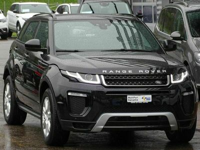 gebraucht Land Rover Range Rover evoque 2.0 Si4 HSE Dynamic AT9 **Panorama-Glasdach **