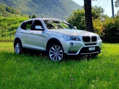 gebraucht BMW X3 F25 20d