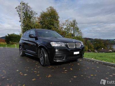 gebraucht BMW X3 xDrive 35i Steptronic mit M-Sportpaket