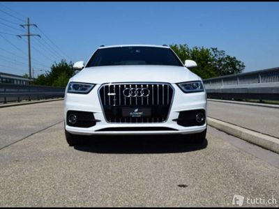 gebraucht Audi Q3 2.0 TFSI Quattro S-Line Sportpaket plus