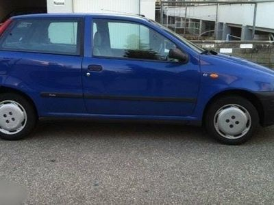 gebraucht Fiat Punto Selecta