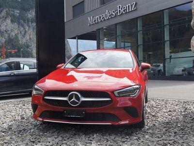 gebraucht Mercedes CLA250 Shooting Brake CLA-Klasse7G-DCT Progressive 4Matic