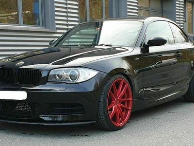 gebraucht BMW 135 Coupé 1er i E82 Handschalter