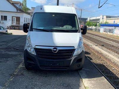 gebraucht Opel Movano 2.3 CDTI 3.5t L1H1