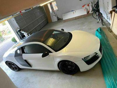 gebraucht Audi R8 Coupé viel Carbon