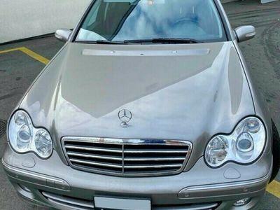 gebraucht Mercedes C230 C-KlasseV6 Kombi