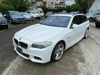 gebraucht BMW 535 d xDrive Touring Steptronic M-Packet