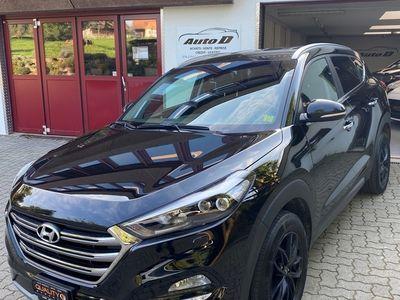 gebraucht Hyundai Tucson 2.0 CRDI Vertex 4WD Automatic