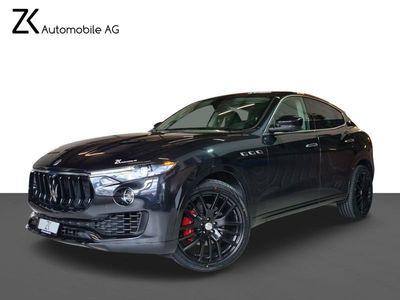 gebraucht Maserati Levante D 3.0 V6 Black Edition
