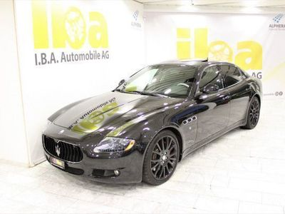 gebraucht Maserati Quattroporte 4.7 GT S