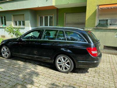gebraucht Mercedes C250 C-KlasseCDI BlueEF Avantg. 4m