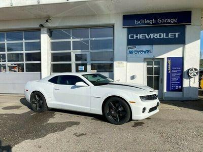 gebraucht Chevrolet Camaro 6.2 SS Coupé Automatic