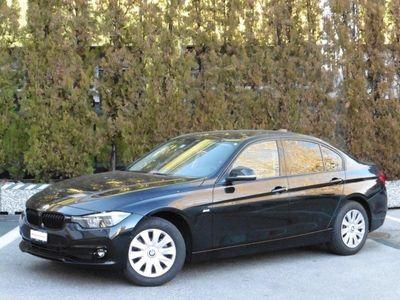 gebraucht BMW 320 3er d SAG