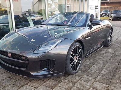 gebraucht Jaguar F-Type Convertible 2.0 I4 Chequered Flag Automatik