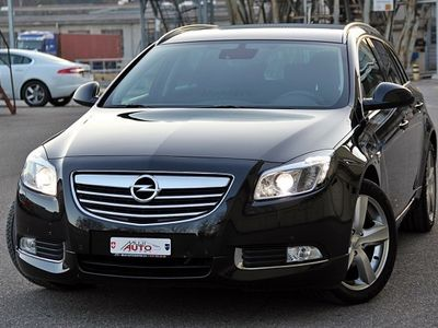 gebraucht Opel Insignia Sports Tourer 2.0 Turbo Edition Automatic