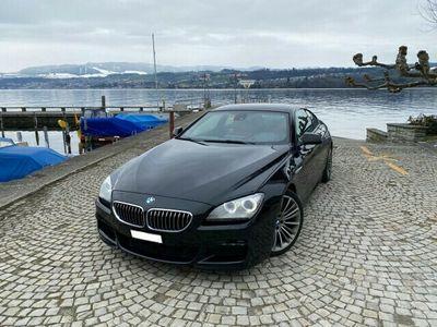 gebraucht BMW 640 6er 640d Coupé 6er d Coupé