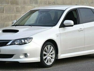 gebraucht Subaru Impreza 2.5 Turbo 4WD WRX Swiss