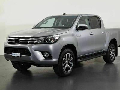 gebraucht Toyota HiLux 2.4 D-4D 150 Premium