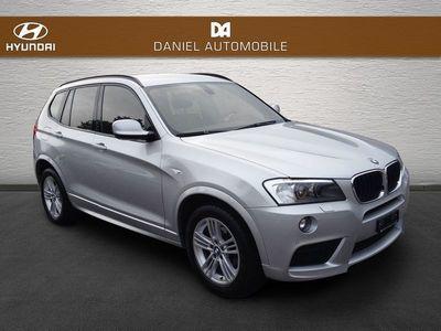 gebraucht BMW X3 F25 20d xDrive