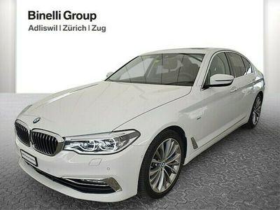gebraucht BMW 540 xDrive Luxury Line