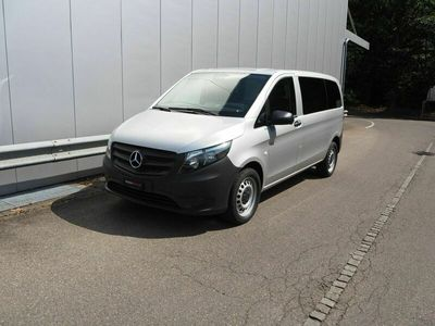 gebraucht Mercedes Vito 114 CDI Base Tourer 4Matic 9G-Tronic