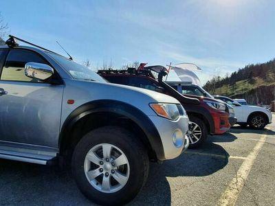gebraucht Mitsubishi L200 L200 D-Cab Pick-up 2.5 DID 136 4x4 InviteD-Cab Pick-up 2.5 DID 136 4x4 Invite