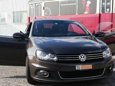 gebraucht VW Eos 2.0 TSI DSG Sport & Bussines Style & VBPreis