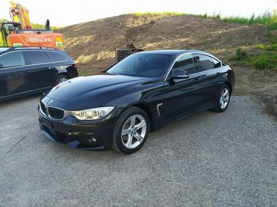 gebraucht BMW 420 Gran Coupé 4er d xDrive M Sport Steptronic ab Service/MFK