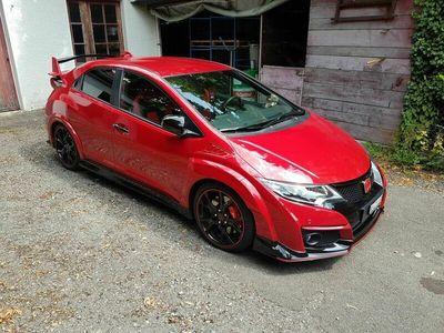 gebraucht Honda Civic type r gt ERST 18000Km!!!