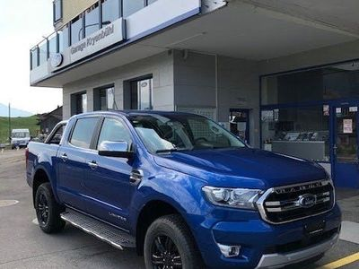 gebraucht Ford Ranger DKab.Pick-up 2.0 EcoBlue 4x4 Limited