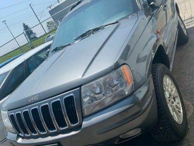 gebraucht Jeep Grand Cherokee 2.7 CRD Laredo Automatic