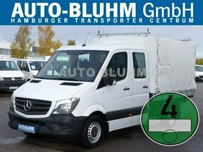 gebraucht Mercedes Sprinter 313 CDI DOKA PLANE + NAVI AHK KLIMA