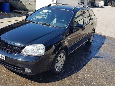 gebraucht Chevrolet Nubira Kombi Gas/Benzin Eco