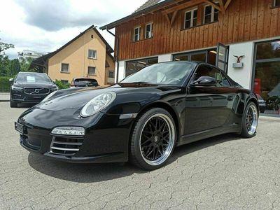 gebraucht Porsche 911 Carrera 4 Cabrio