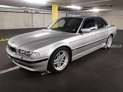 gebraucht BMW 735 i M Paket Sonderedition CH