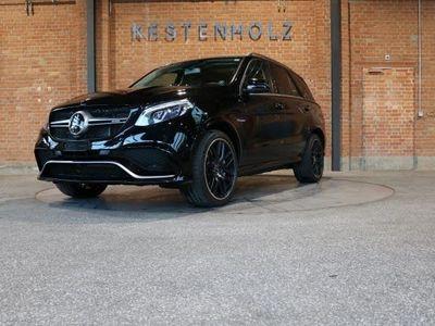 gebraucht Mercedes GLE63 AMG GLE-KlasseAMG 4Matic