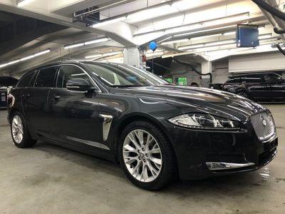 gebraucht Jaguar XF Sportbrake 2.2d