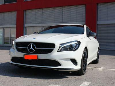gebraucht Mercedes CLA200 Shooting Brake CLA-KlasseNight Star 7G-DCT