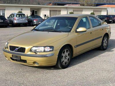 gebraucht Volvo S60 T5